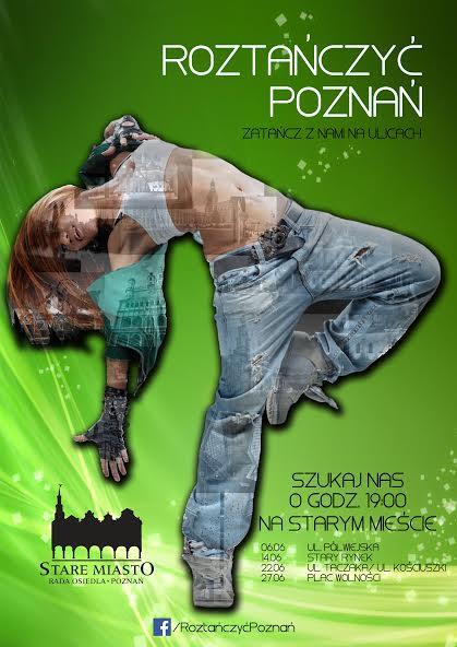 Roztańczyć Poznań 2016