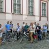 Patrol rowerowy na Starym Mieście