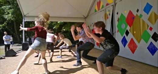 Występy grup młodzieżowych