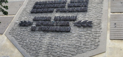 Autor hymnu spoczywa w Poznaniu