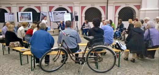 Otwarta Sesja na Dziedzińcu Urzędu Miasta, fot. Tomasz Dworek
