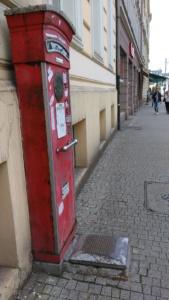 Czerwona waga z Al. Marcinkowskiego, fot. T. Dworek (5)