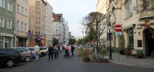 Ulica Żydowska, fot. Tomasz Dworek