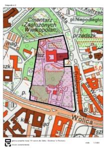 Konsultacje dla obszaru Solna - Działowa, MPU