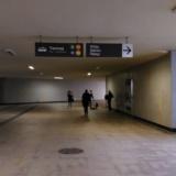 Przejście na dworzec