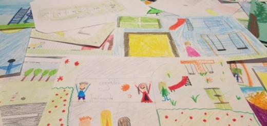 Ogród Jordanowski - 150 rysunków dla prezydenta Jaśkowiaka